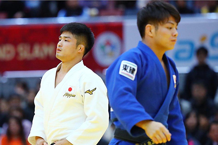唯一残る柔道・男子66kg級代表選考。阿部vs.丸山、宿命の一騎打ち。<Number Web> photograph by AFLO