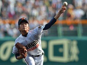 甲子園快投の左腕2人を見て考える。「思ったよりキレがある」球の正体。