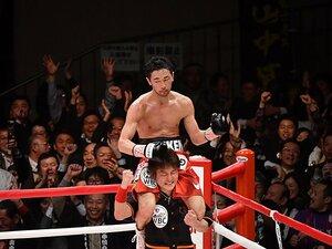 """山中慎介はV12で""""孤独""""と戦った。相手が弱すぎる、という難問の答え。"""