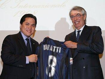 """アジアの大富豪がインテル新会長に。名門の人心を掴んだ笑顔と""""中庸""""。<Number Web> photograph by AFLO"""
