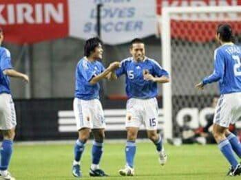 キリンチャレンジカップ2008 VS.シリア<Number Web> photograph by Tamon Matsuzono
