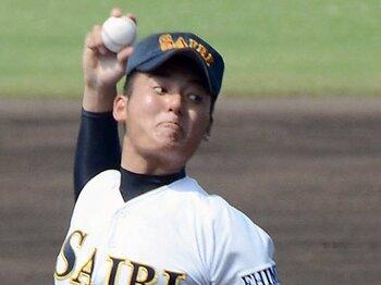 星稜の因縁、安楽の球速、名将の策。甲子園に渦巻く野球観の相克を見よ。<Number Web> photograph by Kyodo News