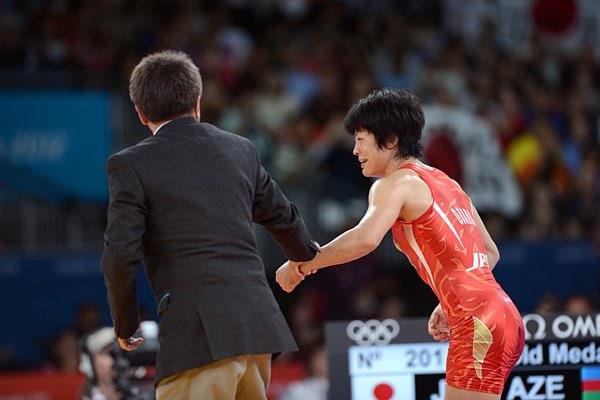 小原日登美、涙の金メダル。~ロンドン五輪2012~