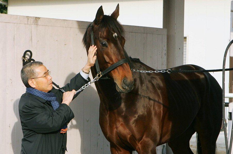 ディープはサンデーを超えたのか。種牡馬としての万能性と「黄金配合」。<Number Web> photograph by Kyodo News