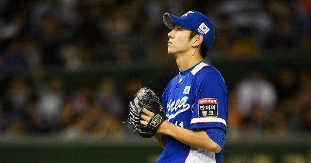 韓国 野球 イケメン
