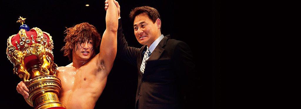 「女性サマサマ!」新日本の勢いが止まらない。 ~イケメンレスラーの乱舞を見よ~