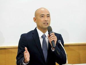 """日本代表監督に41歳の岩渕聡。良き兄貴の""""招集力""""に注目。~テニス名門高校の体育会系を解除した男~"""