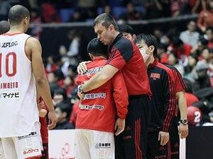 Bリーグで最強に熱いHCは東京に。ルカ・パヴィチェヴィッチの素顔。