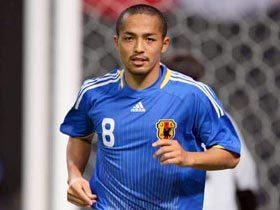 キリンチャレンジカップ2008 VS.ウルグアイ
