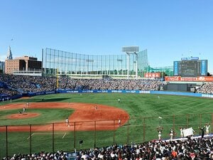 大学野球の走塁タイムは大谷級!?ドラフト候補の全力疾走は必見だ。