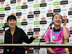 卓球女子、10代の躍進。~日本選手権でベスト8中6人が10代!~