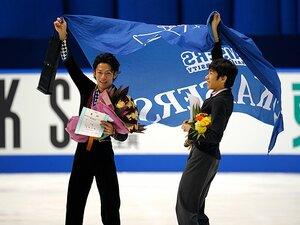 高橋大輔が復活を見せた4年前……。五輪代表を賭けた全日本、始まる。