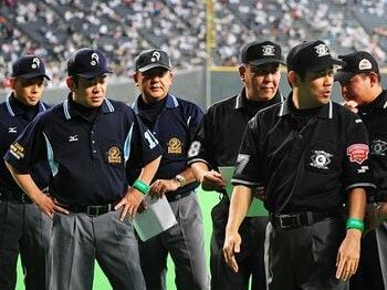 """""""飛ばないボール""""の問題じゃない!?極端な投高打低の意外な理由とは。<Number Web> photograph by Naoya Sanuki"""