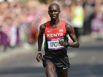 驚異のラップタイム。~伸び続ける男子マラソンの記録~<Number Web> photograph by JMPA