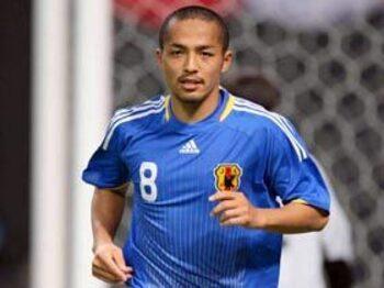 キリンチャレンジカップ2008 VS.ウルグアイ<Number Web> photograph by Tamon Matsuzono