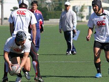 2019年W杯を見据えて試練に挑む若者たち。~底上げ進む日本ラグビー界~<Number Web> photograph by Nobuhiko Otomo