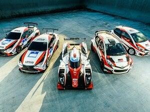 トヨタ GAZOO Racingの2016年は?モータースポーツ活動計画を発表。