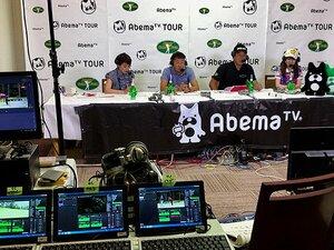 ゴルフ界で始まったAbemaの挑戦。男女の勝負、出身地、長時間放送。