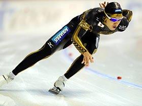 """スケート界の""""レーザー・レーサー""""?ウエアを巡るハイテク開発競争。"""