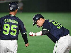 2年目の村上宗隆。~清原の29本塁打をすでに突破~