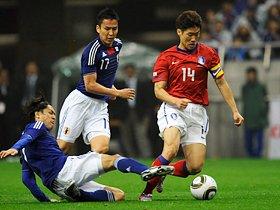 """欧州組の評価で韓国に抜かれた日本。香川や本田は""""第二のヒデ""""になれ!"""