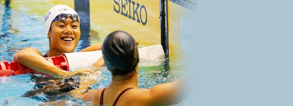 岩崎恭子と同期の36歳・稲田法子。 日本選手権・背泳50m優勝に思うこと。