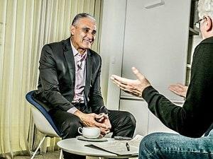 ブラジル代表監督、独占インタビュー。チッチ「ブラジルは常に革新されねば」