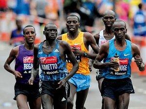 マラソン世界新記録2時間2分22秒が出る日は遠くない。