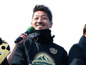 松本山雅・高崎寛之が再びJ1へ。「得点王を狙います」を、もう一度。