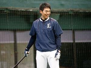 安打は減っても、実は出塁率は向上。秋山翔吾が目指す「1番打者」の姿。