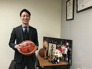 "Bリーグで異端の""儲かるクラブ""。大阪エヴェッサ34歳社長の商人魂。"