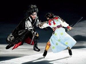 舞台『氷艶』が切り開いたフィギュアスケートの新境地。~歌舞伎役者がスケート靴ですべり、高橋大輔が足袋で踊る~