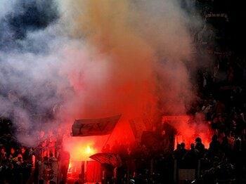 激戦必至のコッパ・イタリア決勝!ローマを包む史上初ダービーの熱狂。<Number Web> photograph by Getty Images