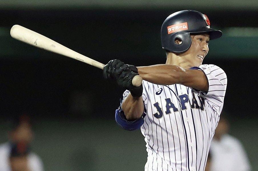 なぜU18ジャパンは打てなかったか。木のバット、牽制、ストライク。<Number Web> photograph by Kyodo News