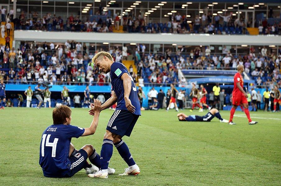 オシムが予見、W杯後の日本と世界。「あなた方には大きな可能性が」<Number Web> photograph by Getty Images