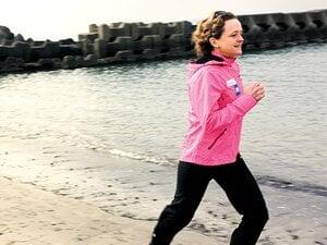 <フルマラソン、みんなのマイ・ルール> 北京五輪6位の外交官 マーラ・ヤマウチ 「ジョグはレースペースの85%で」
