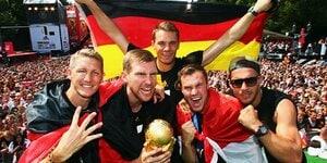 ドイツ代表はいかにして甦ったのか。24年ぶりW杯優勝に至る長い道のり。