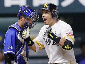 松田宣浩、4年ぶり先発落ちに発奮!「ケンケン打法」が半足前で復活。