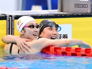 """五輪代表入りを果たした競泳・五十嵐千尋が25歳で""""転身""""を遂げた理由 「自分の中で、ちょっと無理なんじゃないかと」"""