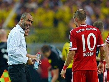「勝っているチームはいじるな」の格言をグアルディオラは覆せるか?<Number Web> photograph by Bongarts/Getty Images