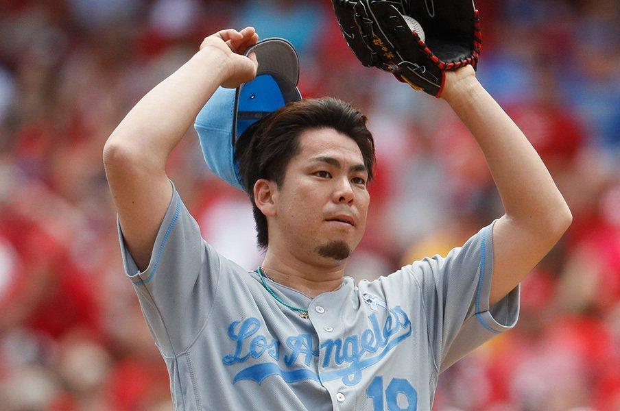 前田健太を苦しめた「日本スタイル」。先発復帰のために必要だったこと。<Number Web> photograph by AFLO