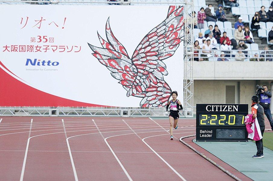 問題は選考方式そのものではない。五輪女子マラソン選考問題の核心。<Number Web> photograph by Yusuke Nakanishi/AFLO SPORT