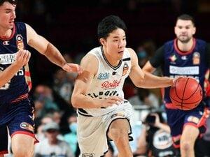 NBAを目指して豪州でプレー、25歳馬場雄大が渡邊雄太と語り合った「信じてやるしかない」の意味