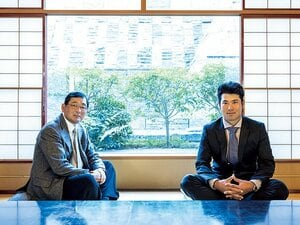 <世界に認められた2人のスペシャル対談>松山英樹×中嶋常幸「メジャーを勝つために」