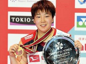 """世界1位に返り咲いた山口茜が、ジャパンOPで見せた""""余裕""""。~精神的成長で五輪争いをリード~"""