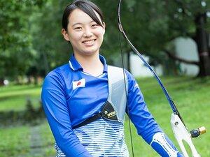 アーチェリー東京五輪候補は17歳。園田稚「もちろん出たいですけど」