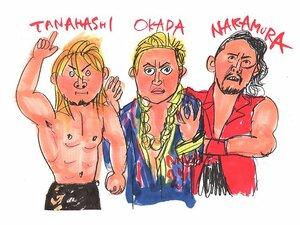 新日本プロレス「G1 CLIMAX 25」を制すのは!?