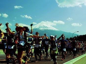 <UTMF密着ドキュメント> ウルトラトレイル・マウントフジ体験記~日本一過酷な「旅」の果てに~<Number Web> photograph by Mami Yamada