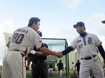 プロ野球監督になるなら公立校へ!?PL出身の監督が1人しかいない理由。<Number Web> photograph by Kyodo News