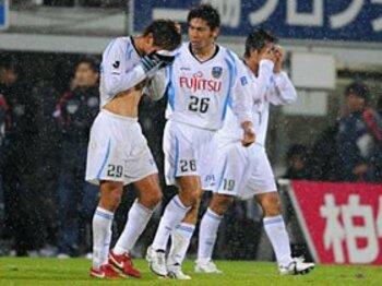 最後の柏戦を3-2で制しながら鹿島の勝利で優勝を逃した川崎。来年こそは優勝なるか